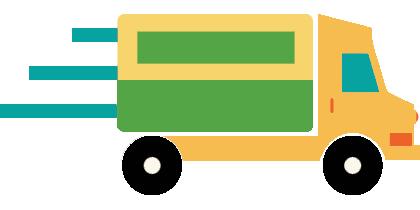 доставка заказов по всей России интернет магазин Ecokupi Экокупи косметика и бытовая химия Японии Кореи услугами транспортной компанией на выбор покупателя