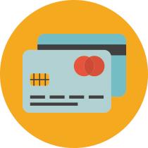 удобный способ оплата банковской картой при получении заказанной японской и корейской косметики и бытовой химии в интернет магазине Экокупи курьеру и в ПВЗ