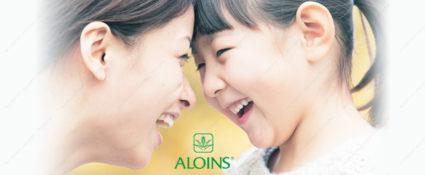 Натуральная косметика Японии на основе экстракта алоэ ALOINS купить недорого лосьон для тела косметика для тела косметика для лица купить японская косметика