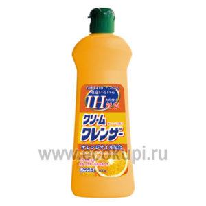 Чистящий крем для электроплит со стеклокерамическими конфорками DAIICHI Orange Boy, выгодно и недорого купить моющие и чистящие средства, самовывоз Москва