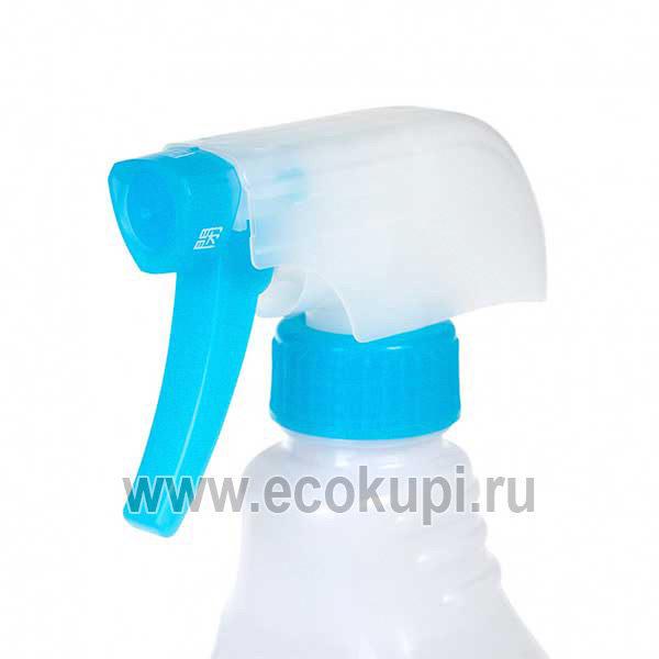 Спрей чистящий для дома на основе пищевой соды DAIICHI Funs, товары из Японии в интернет магазине Экокупи недорого купить средство для чистки в быту, отзывы