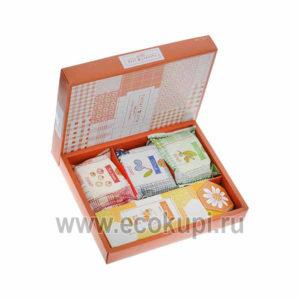 Японский подарочный набор туалетного мыла Спокойная жизнь MASTER SOAP, купить подарочный набор недорого, подробное описание отзывы клиентов удобная доставка