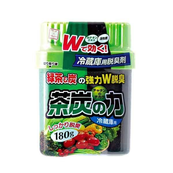 Японский угольный поглотитель запахов для холодильника сила угля и зеленого чая KOKUBO, поглотитель неприятного запаха на кухне Японии, подробное описание