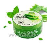купить по выгодной цене корейский многофункциональный гель для лица и тела с 95% содержанием Aloe ROYAL SKIN, натуральная косметика Кореи, удобная доставка