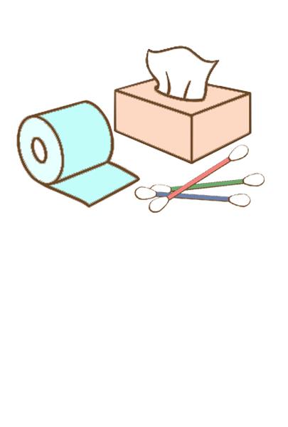 Японская и корейская бумажная и ватная продукция, купить дешево туалетную бумагу, одноразовые косметические гигиенические салфетки, ватные палочки и тампоны