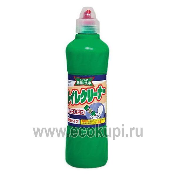 купить товары из японии интернет магазин Экокупи выгодных цен, недорого чистящее средство для унитаза с соляной кислотой MITSUEI, подробное описание, скидки