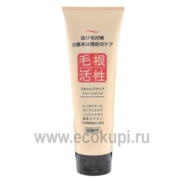 купить японская маска для укрепления и роста волос Junlove, купить гель пилинг для лица дешево, японская корейская косметика акции распродажи