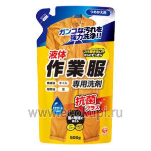 Японский гель для стирки для повседневной и спортивной одежды DAIICHI, магазин японских товаров, купить бытовая химия япония по низким ценам, самовывоз