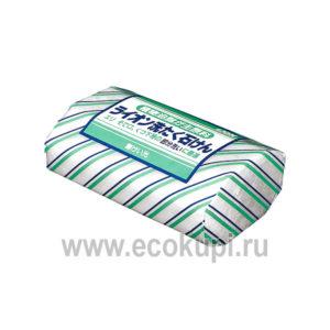 Японское мыло для стирки воротничков рукавов LION, купить средства для мембранной одежды по лучше цене, удобные условия доставки самовывоз ПВЗ Москва Россия
