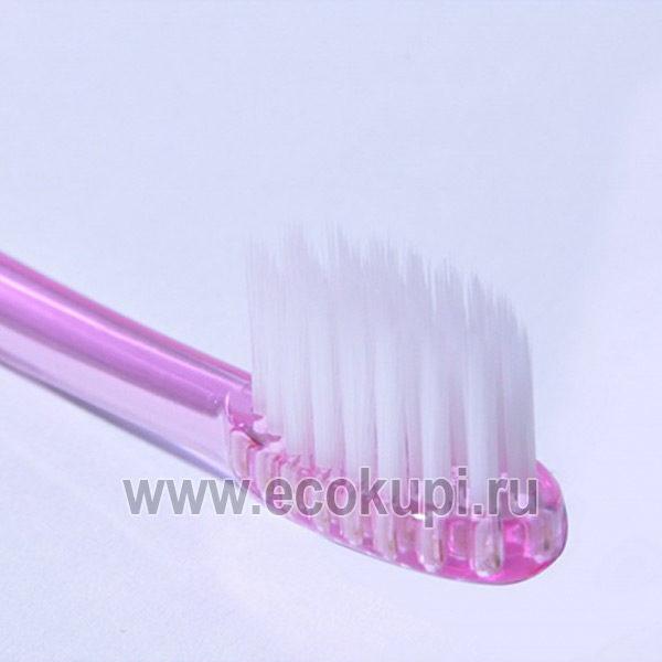 Зубная щетка ионная с компактной чистящей головкой и супертонкими щетинками CREATE Dental Expert, купить зубную щетку дешево, доставка в ПВЗ регионы России