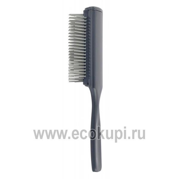 купить японская профессиональная массажная щетка с антибактериальным и антистатическим эффектом Vess Blow Brush VP-150 средство укладки волос