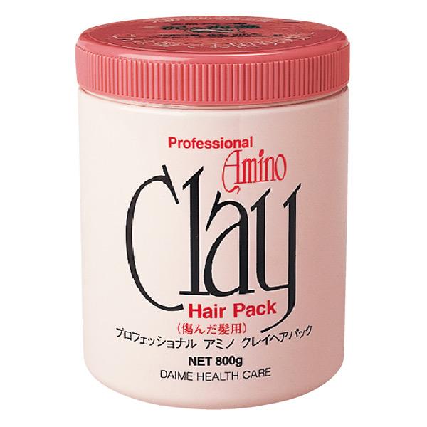 купить японская профессиональная маска на основе аминокислот и глины для повреждённых волос Dime Professional Amino Clay Hair Pack новинки