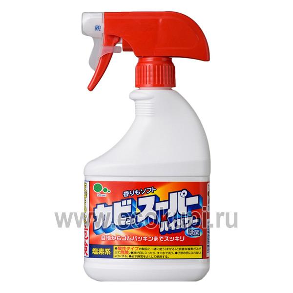 Мощное чистящее средство для ванной комнаты и туалета MITSUEI, недорого купить моющие средства Кореи Японии Тайланда Китая в Москве магазин Ecokupi Экокупи