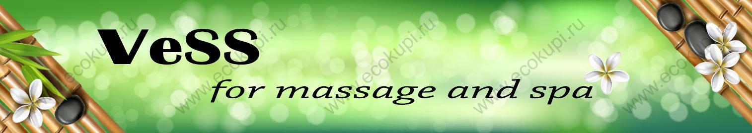 Японские spa массажеры для тела Vess, массажные spa средства для ухода за кожей лица головы и тела недорого заказать и купить в интернет магазине, самовывоз