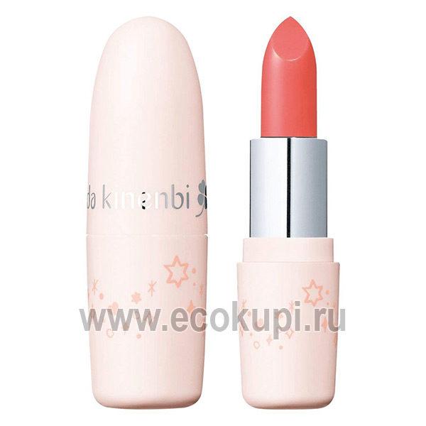 Японский увлажняющий бальзам для губ нежный розовый SANA Bare Skin Day Flawless Nude, купить недорого товары из Японии высокого качества, новинки распродажи