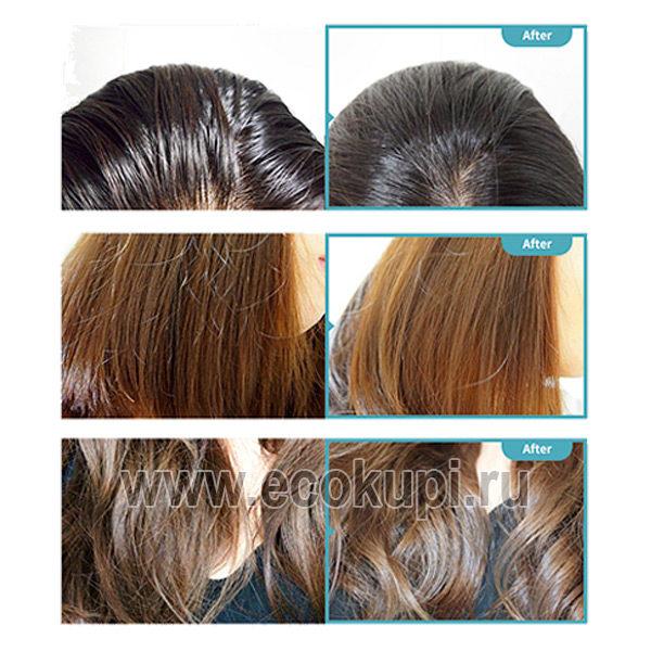 Бессульфатный шампунь для волос кератиновый Lador Keratin LPP Shampoo, купить расческу для увлажнения и придания блеска волосам интернет магазин Экокупи