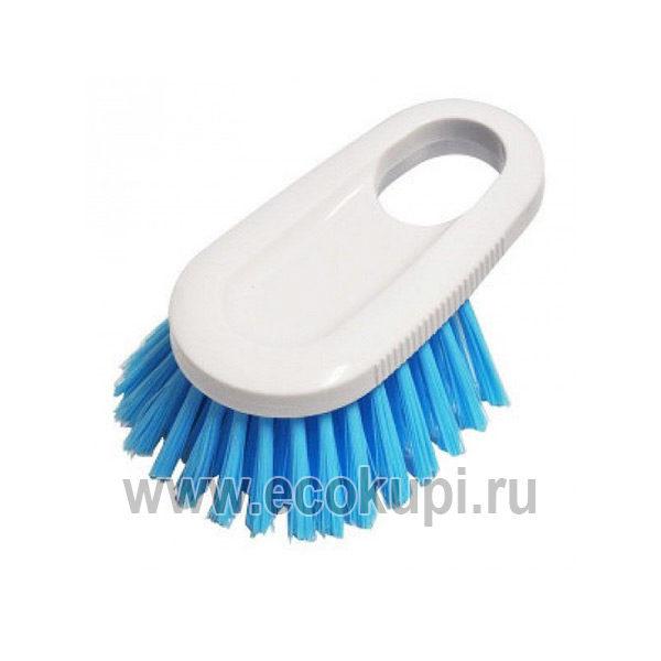 Японская жесткаящетка для кухни OH:E Cutting Board Cleaner, купить губку для чистки, хозяйственные товары для кухни Кореи Китая Тайланда Японии в Москве