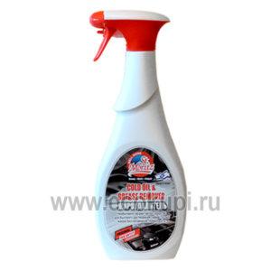 Жироудалитель усиленного действия St.Moritz Cold Oil & Grease Remover, интернет магазин хозяйственных товаров для кухни Израиля в Москве Ecokupi Экокупи