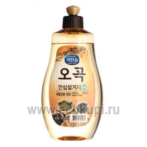 Корейское увлажняющее средство для мытья посуды овощей и фруктов в холодной воде 5 злаков MUKUNGHWA, высококачественное недорогое моющее средство из Кореи