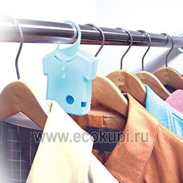 Освежитель воздуха для шкафов на основе желе-сенсора с ароматом свежести Shoshuriki купитьбытовойпоглотитель влаги для шкафов и помещений