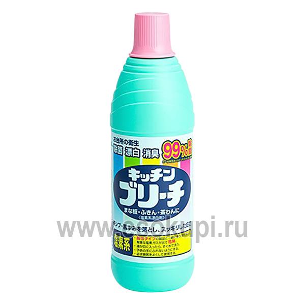 Универсальное кухонное моющее и отбеливающее средство Mitsuei купить товары уборка и чистота в быту система разовых и накопительных скидок