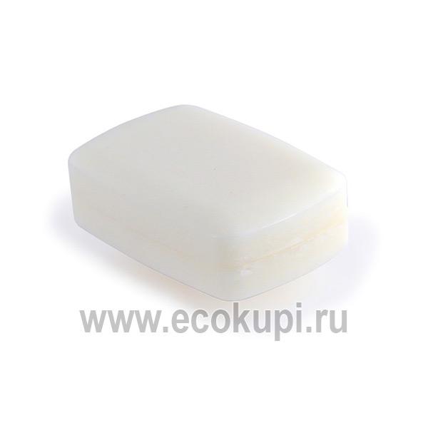 купить недорого японское туалетное мыло без добавок MAX Soap купить нежную мочалку для тела доставка или самовывоз по всей России Почтой СДЭК