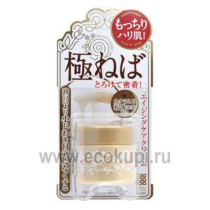 Японский крем для сухой кожи лица с экстрактом слизи улиток Meishoku Remoist Cream Escargot купить японское молочко увлажняющее для лица
