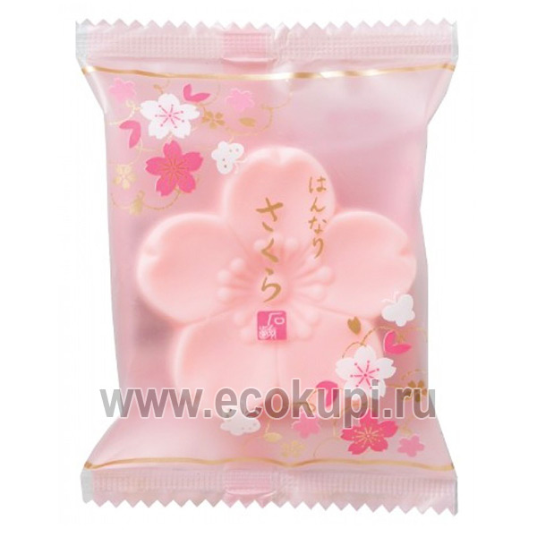 Японское косметическое туалетное мыло Роза MASTER SOAP недорого купить подарочные наборы косметики для волос лица тела интернет магазин