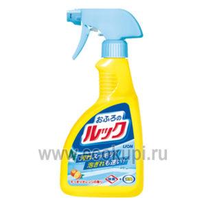 Японское чистящее средство для ванной комнаты c диспенсером LION Look купить магнитную швабру для пола губки щетки скребки для уборки дома