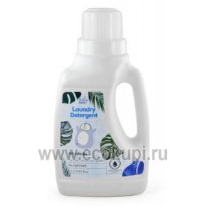 Корейское жидкое средство для стирки детского белья KMPC Baby Step Laundry Detergent недорогокупить корейские товары для детей со скидкой